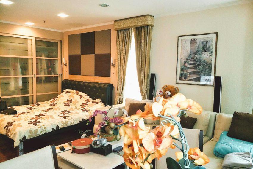 Sukhumvit City Resort Studio - furnished