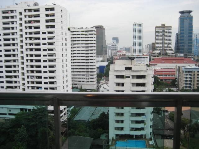 Sukhumvit City Resort _For rent _2 beds 2 baths - Balcony