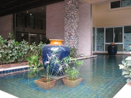 Sukhumvit City Resort _For rent _2 beds 2 baths - Entrance area