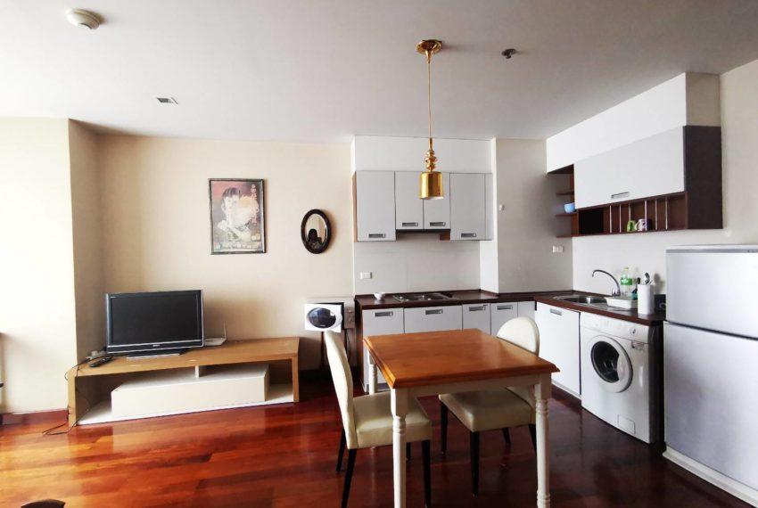 Sukhumvit City Resort _For rent _2 beds 2 baths - Kitchen 2