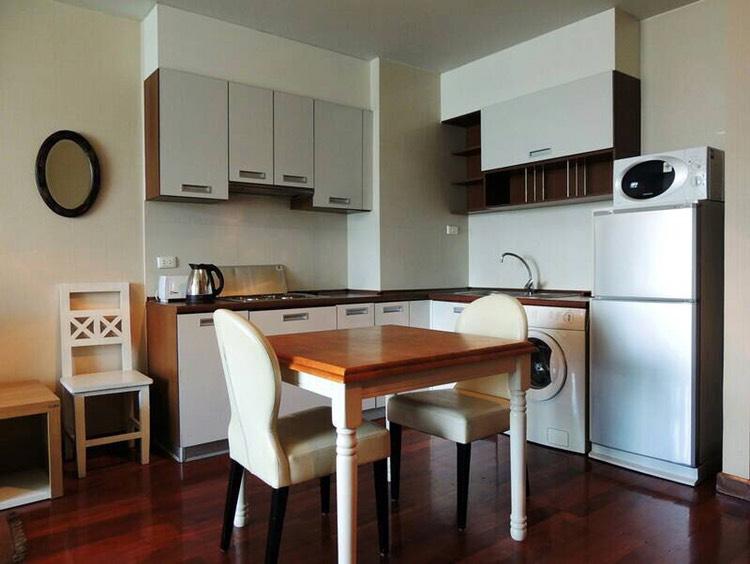 Sukhumvit City Resort _For rent _2 beds 2 baths - Kitchen