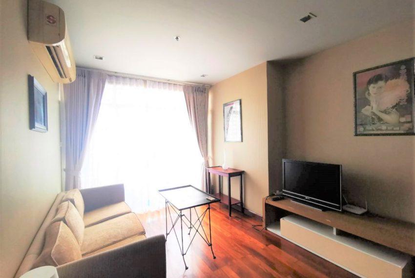 Sukhumvit City Resort _For rent _2 beds 2 baths - Living room 1