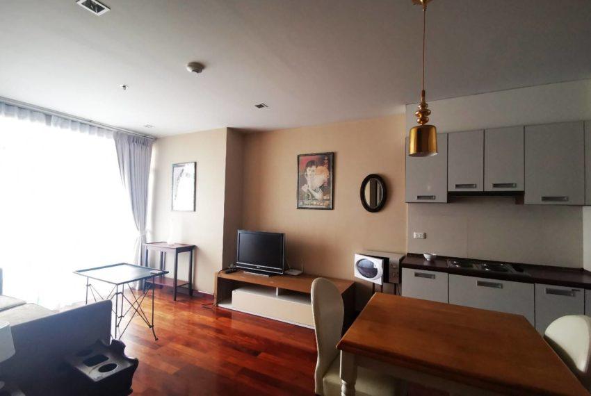 Sukhumvit City Resort _For rent _2 beds 2 baths - Secound bedroom