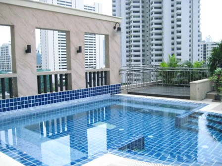 Sukhumvit City Resort _For rent _2 beds 2 baths - Swiming pool