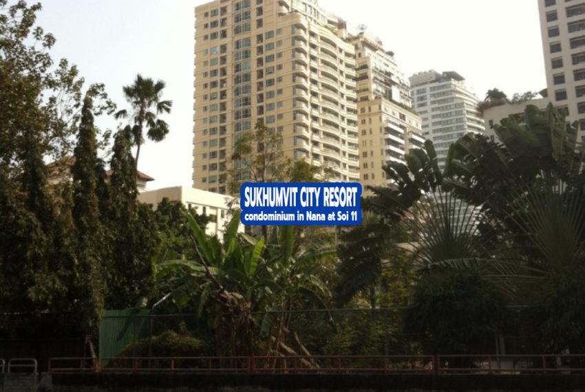 Sukhumvit City Resort condominium 1 - REMAX CondoDee