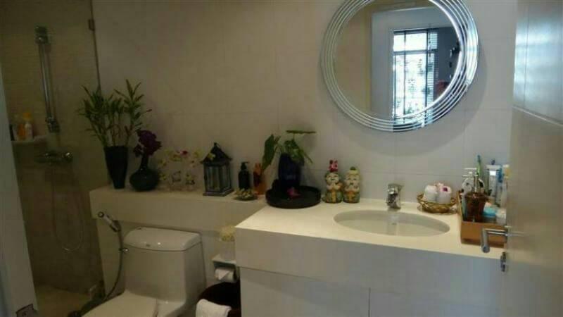 Sukhumvit-City-Resort-near-hospital-3bedroom-sale-bathroom