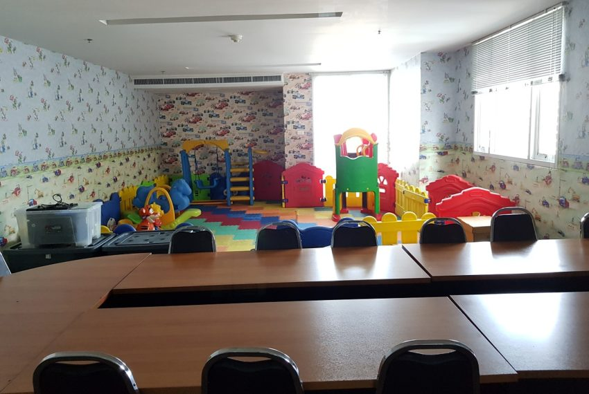 Sukhumvit City Resort playroom