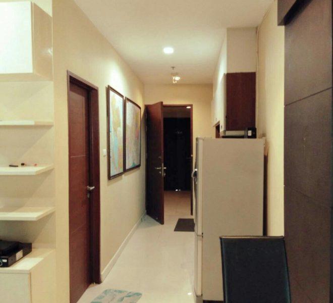 Sukhumvit-City-Resort-sell-1bed-high-floor-entrance-door