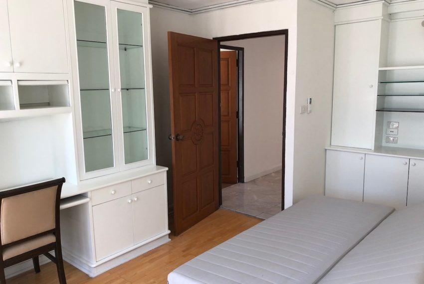 Sukhumvit House condo near Asoke BTS - Rent 2 bedroom - bed2