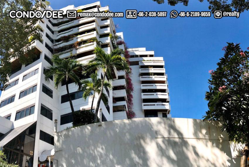 Sukhumvit House condominium near Asoke BTS 2 - REMAX CondoDee