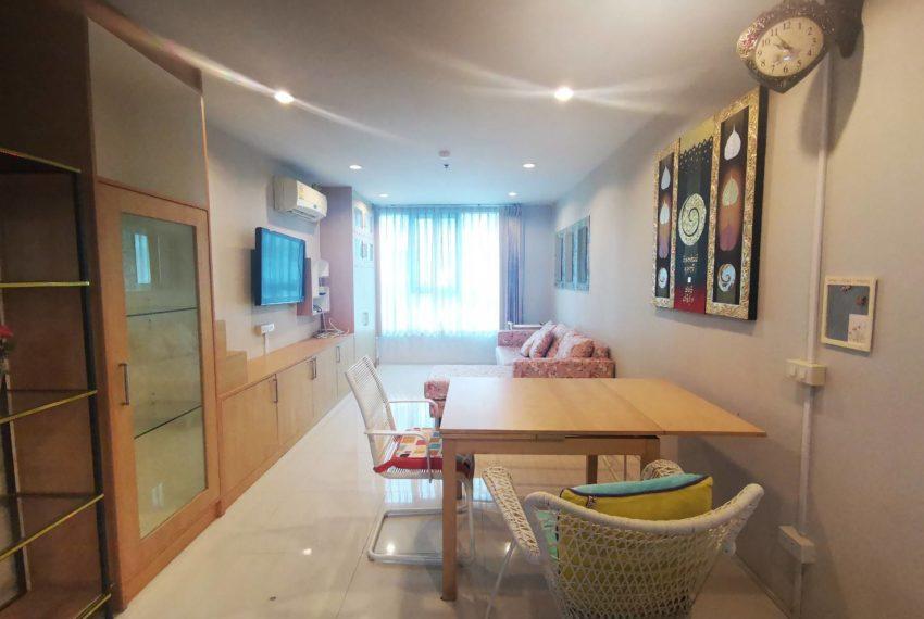 Sukhumvit Living Town - 2 beds 2 baths - For Sale_Dinner Area