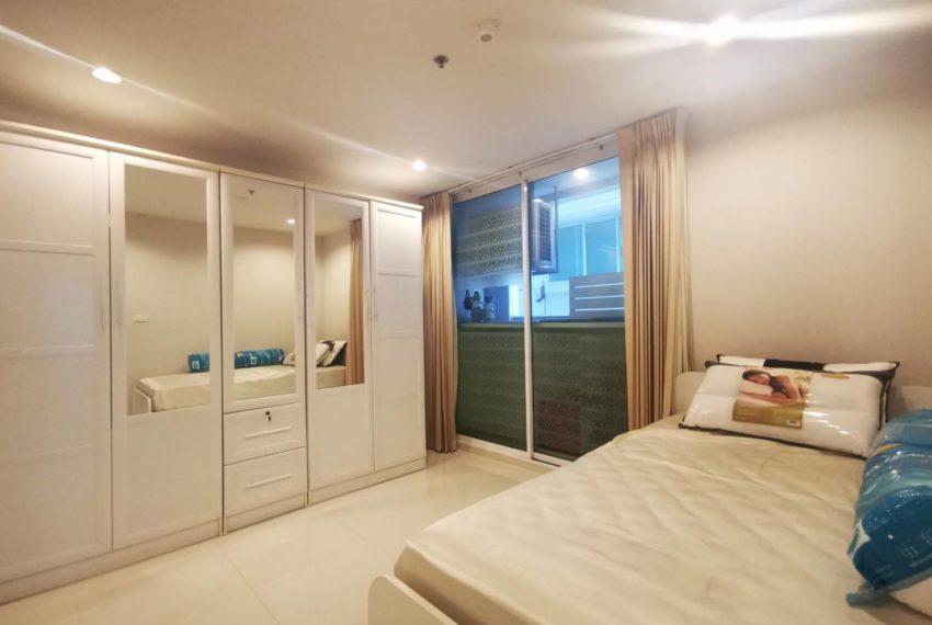 Sukhumvit Living Town - 2 beds 2 baths - For Sale_Secound Bedroom