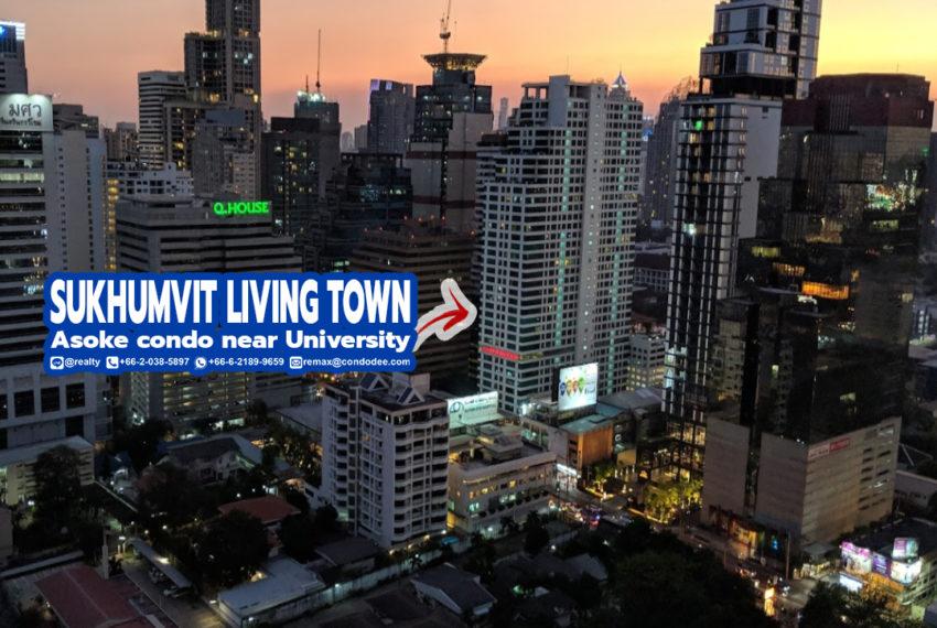 Sukhumvit Living Town condo 2 - REMAX CondoDee