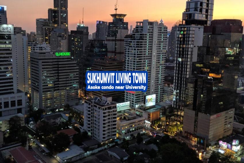 Sukhumvit Living Town condo - REMAX CondoDee