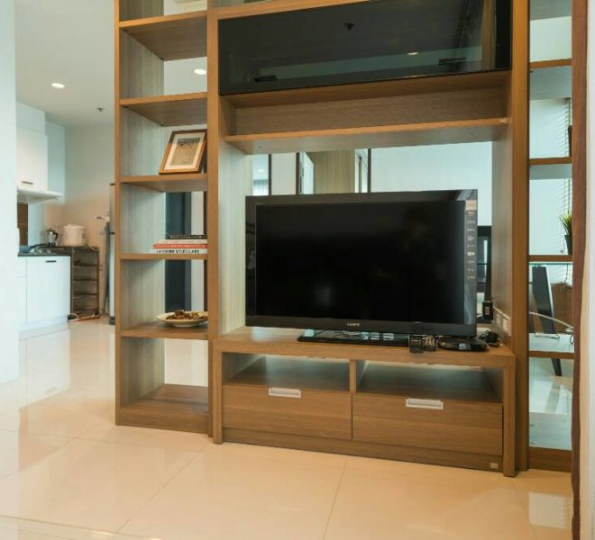 Condo for rent near university - 2 bedroom - mow floor - Sukhumvit Living Town