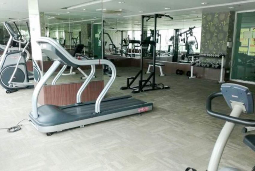 Sukhumvit Living Town - fitness