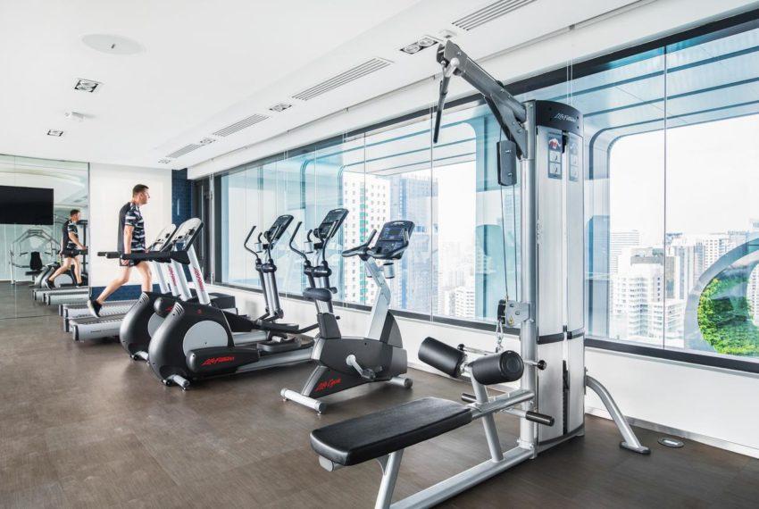 Sukhumvit Living Town - gym