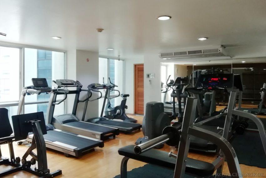 Sukhumvit Suite Condominium- fitness