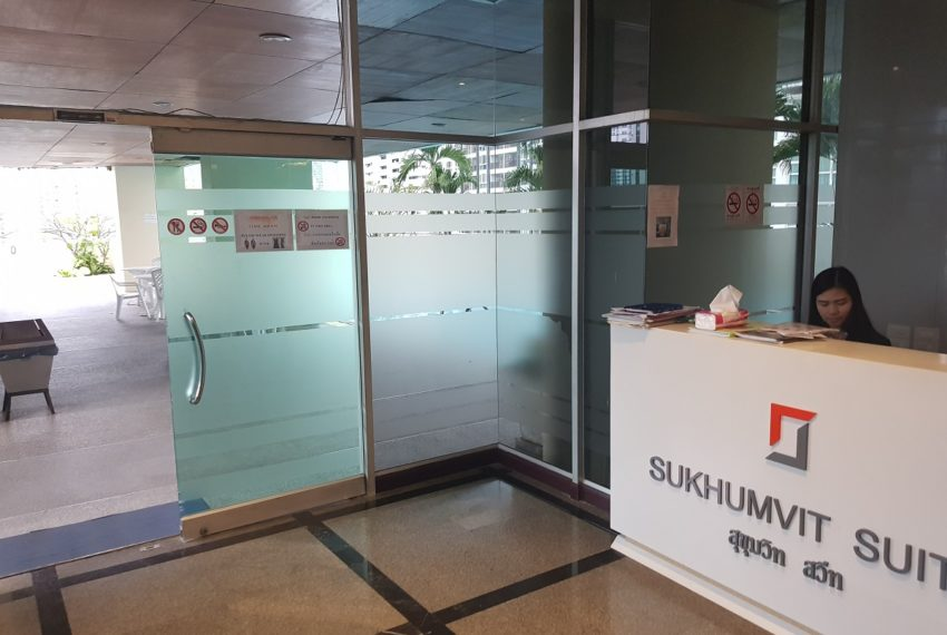 Sukhumvit Suite Condominium - security