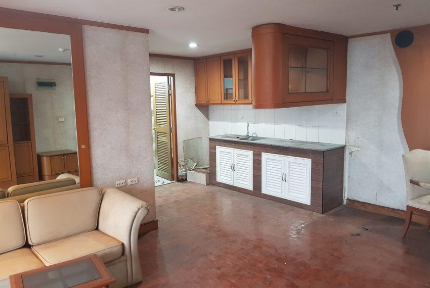 Sukhumvit Suite - apartment for sale - kitchen
