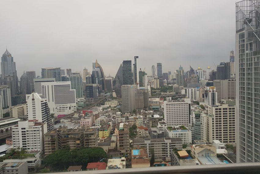 Sukhumvit Suite - apartment for sale - view on city