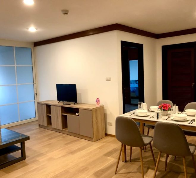 Large Condo for Rent in Phrom Phong - 1 Bedroom - High Floor - Supalai Place Sukhumvit 39