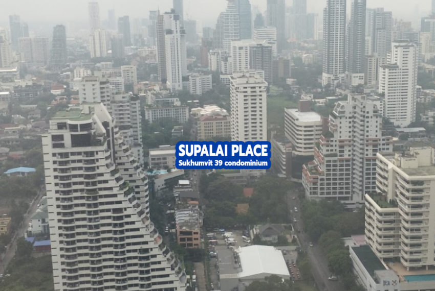 Supalai Place Sukhumvit 39 1 - REMAX CondoDee