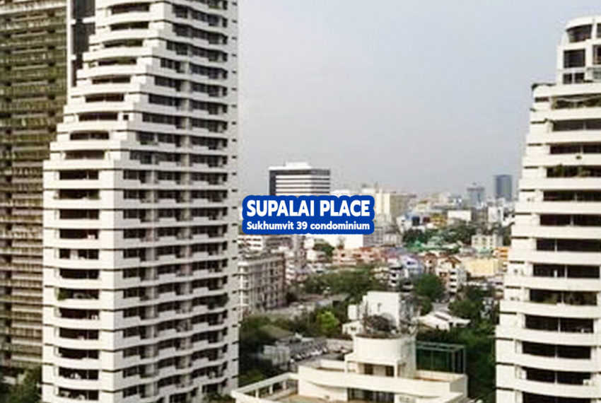 Supalai Place Sukhumvit 39 4 - REMAX CondoDee