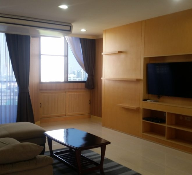 2-Bedroom Condo for Rent in Supalai Place Sukhumvit 39 - Good Deal!