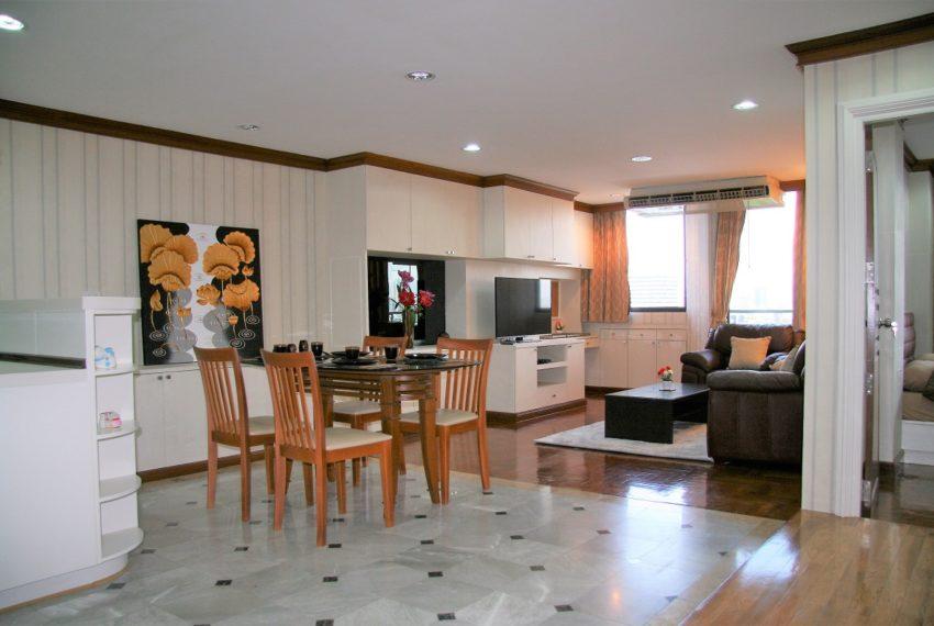 Supalai Place Sukhumvit 39 - fully furnished