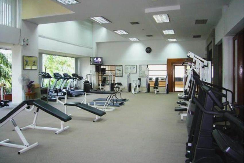 Supalai Place Sukhumvit 39 - gym