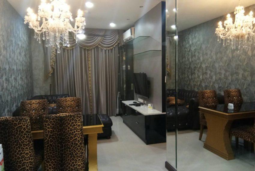 Supalai-Premier-Asoke-1b1b-dining room