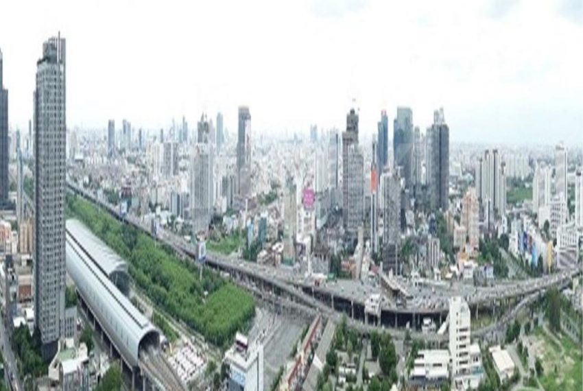 Supalai-Premier-Asoke-Bangkok-spanoramic-city-view