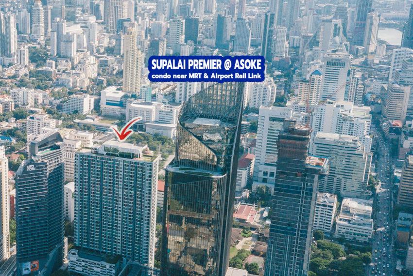Supalai Premier Asoke Condominium - REMAX CondoDee