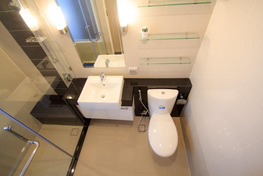 Supalai Premier Asoke - toilet