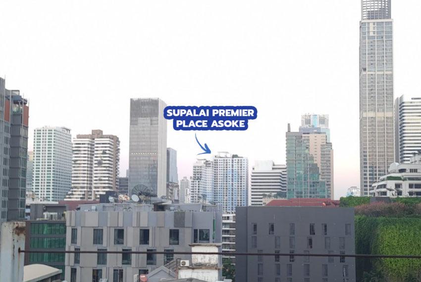 Supalai Premier Place Asoke 1 - REMAX CondoDee