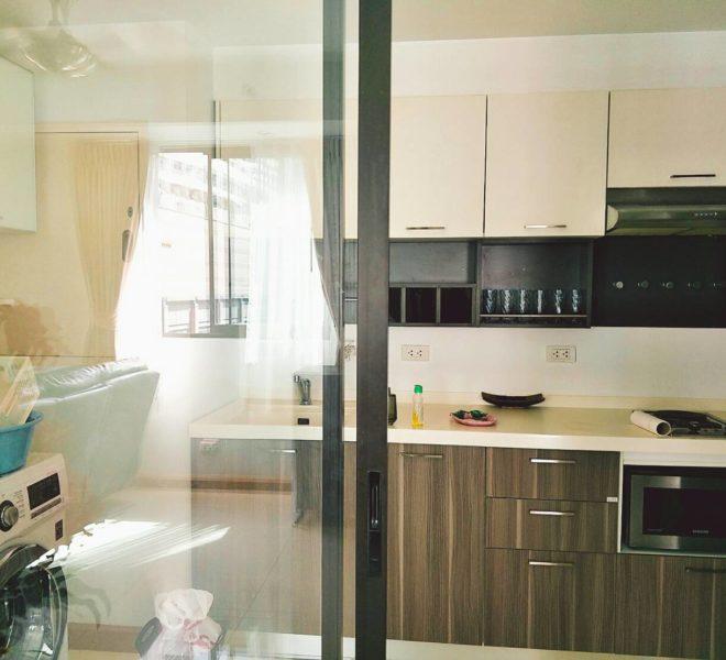Supalai-Premier-Place-Asoke-2-bedrom-Sale-closed-kitchen