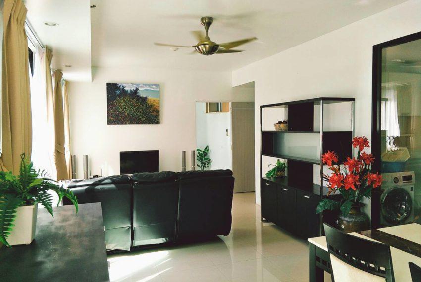 Supalai-Premier-Place-Asoke-2-bedrom-Sale-living-room
