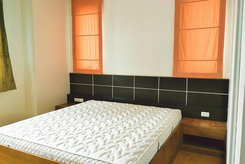 Supalai Premier Place Asoke 2-bedrooms Sale - bed