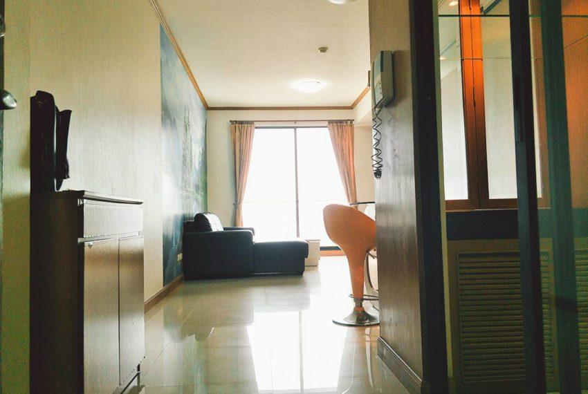 Supalai Premier Place Asoke 2-bedrooms Sale - living room