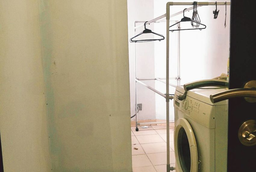 Supalai Premier Place Asoke 2-bedrooms Sale - service washing area