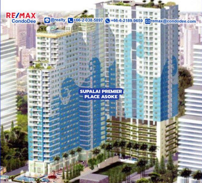 Supalai Premier Place Asoke - REMAX CondoDee