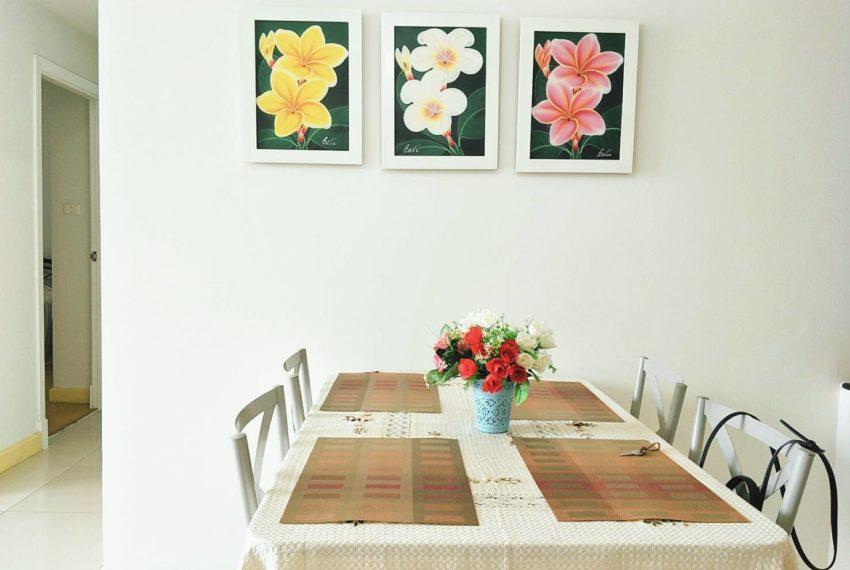 Supalai Premier Place Asoke-asles-Dining table
