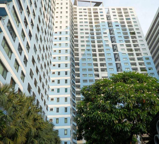 Supalai Premier Place Asoke - building