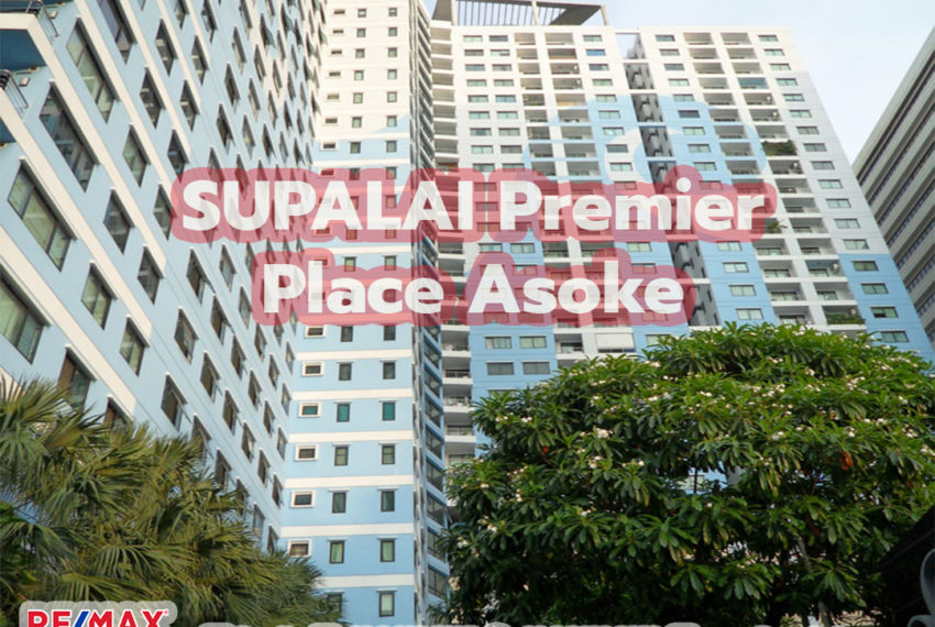 Supalai Premier Place Asoke by REMAX CondoDee