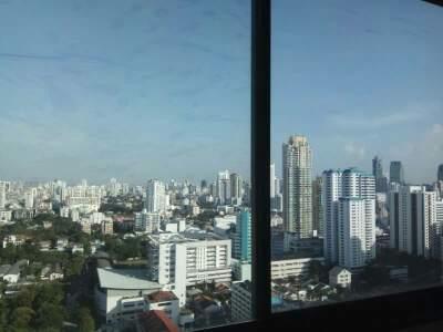 Supalai Premier Place Asoke - city view