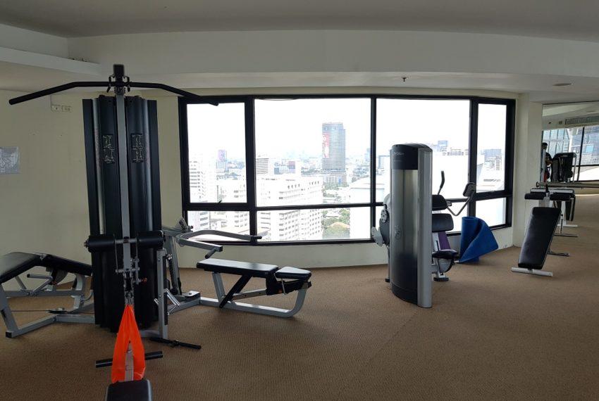 Supalai Premier Place Asoke - fitness club