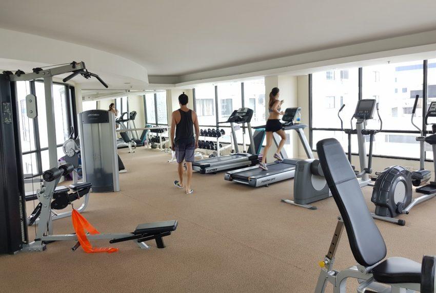 Supalai Premier Place Asoke - gym