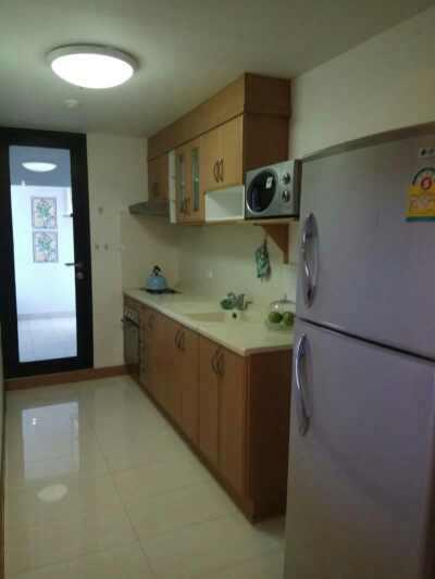Supalai Premier Place Asoke - kitchen 01
