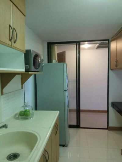 Supalai Premier Place Asoke - kitchen 02